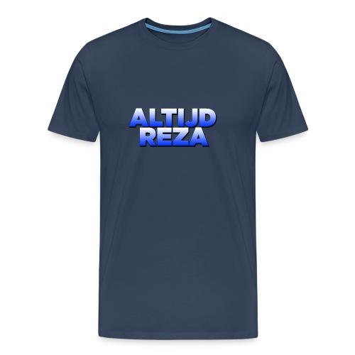 |AltijdReza Mannen TrainingsJack| - Mannen Premium T-shirt