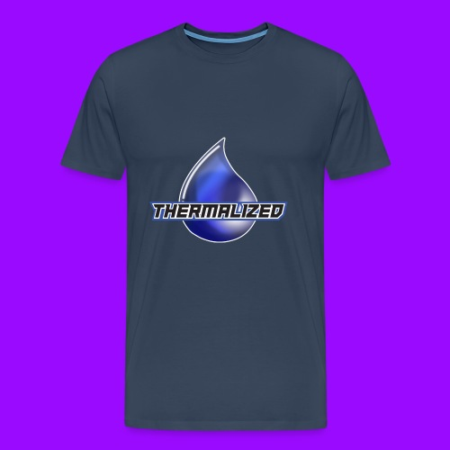 Thermalized logo - Men's Premium T-Shirt