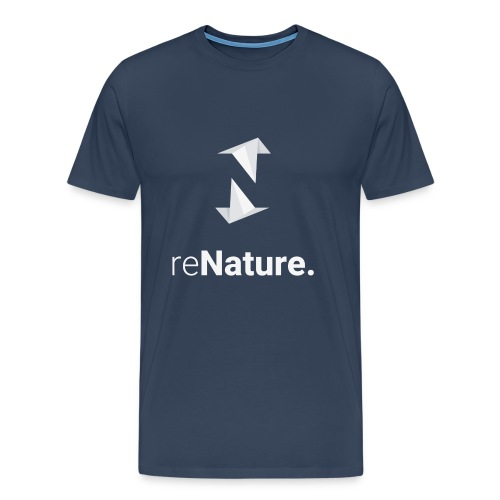 reNature T-Shirt - Mannen Premium T-shirt