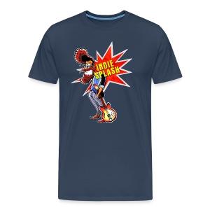 Indie Splash - Männer Premium T-Shirt