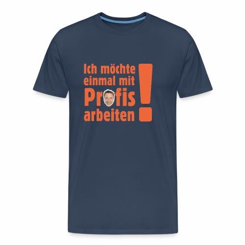 Profi Team Edition - Männer Premium T-Shirt