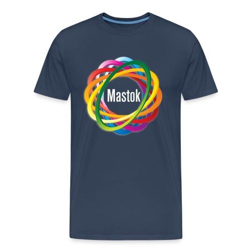 Mastok's Logo - Männer Premium T-Shirt