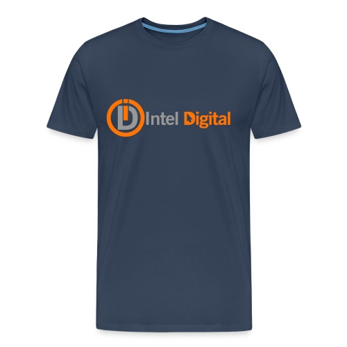 Intel Digital - Our Company - Men's Premium T-Shirt
