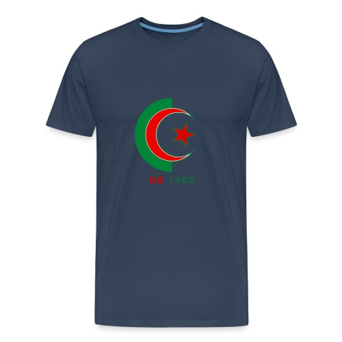 logo 3 sans fond dz1962 - T-shirt Premium Homme