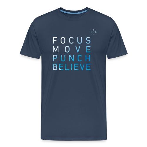 Focus move - Männer Premium T-Shirt