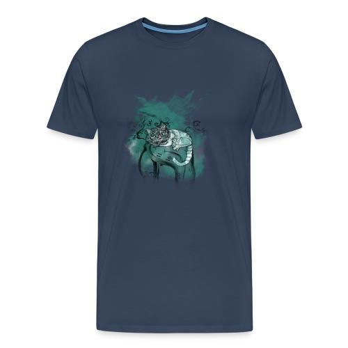 Cat chester - Camiseta premium hombre