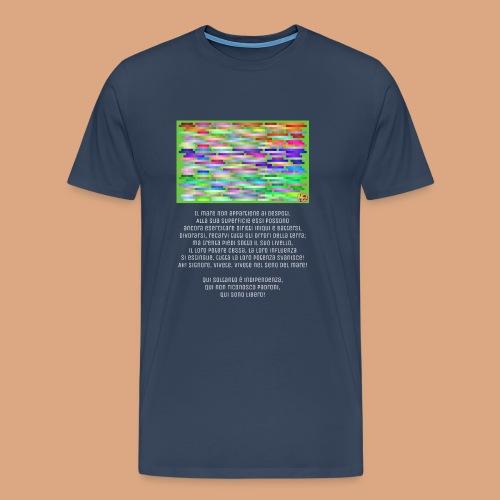 Abisso2 - Maglietta Premium da uomo