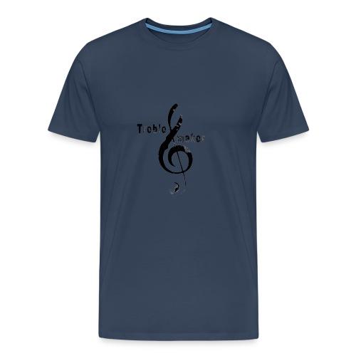 treble_maker - Men's Premium T-Shirt