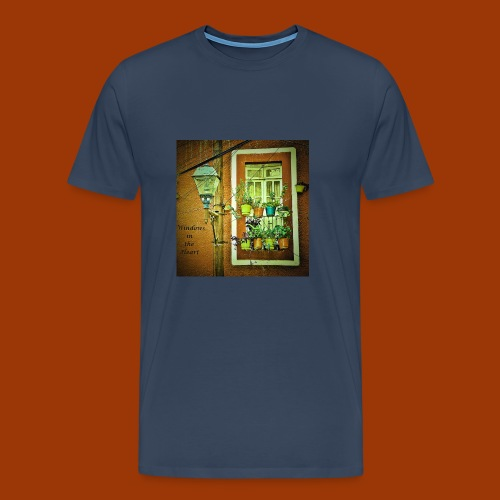 Windows in the Heart - Men's Premium T-Shirt