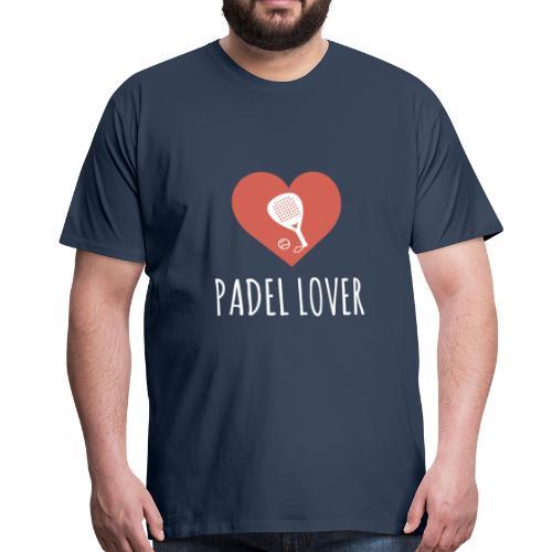 Padel Lover - T-shirt Premium Homme