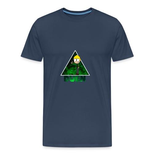 Rasmus space edition hætte trøje here - Herre premium T-shirt