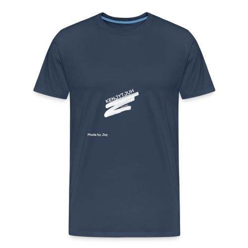 KenjyTjuh Mannen Shirt - Mannen Premium T-shirt