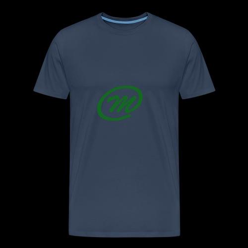 Manqu - Hoodie - Men's Premium T-Shirt