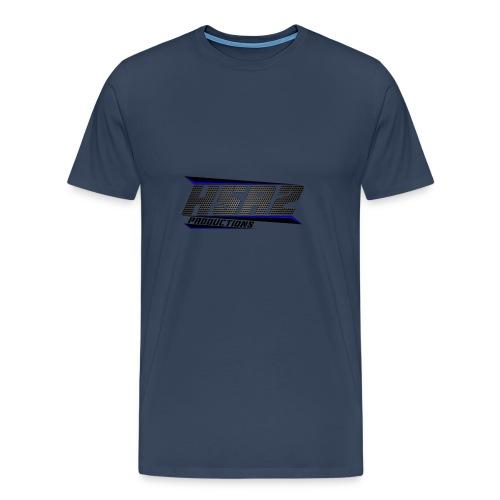 T-shirt met logo - Mannen Premium T-shirt