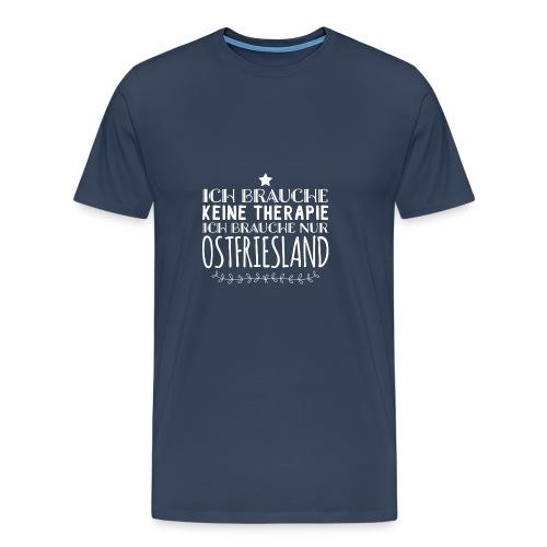 ostfriesland_therapie - Männer Premium T-Shirt