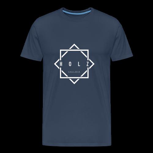 HOLZ since 2016 - Männer Premium T-Shirt