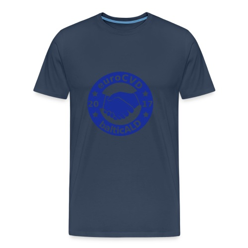 Joint EuroCVD-BalticALD conference womens t-shirt - Men's Premium T-Shirt