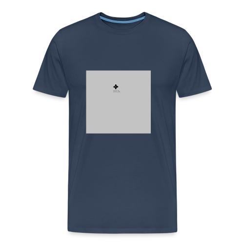 Spruch zum Ermutigen - Männer Premium T-Shirt