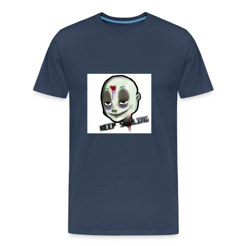 JUST SMILE - T-shirt Premium Homme