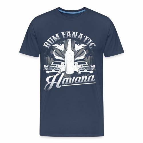 T-shirt Rum Fanatic - Havana - Koszulka męska Premium