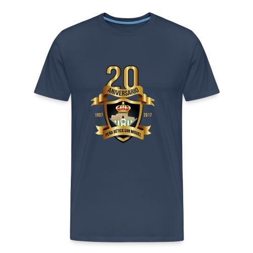 Camiseta Escudo 20 Aniversario - Camiseta premium hombre