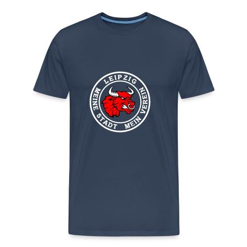 Meine Stadt mein Verein - Männer Premium T-Shirt