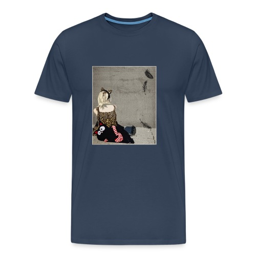 Cosplay girl - Männer Premium T-Shirt