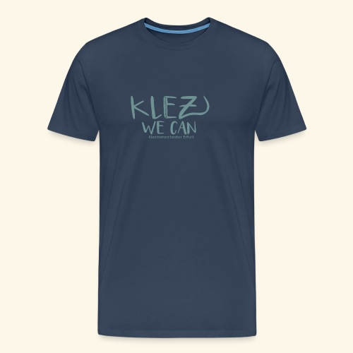 KlezWeCan Klezmerorchester Erfurt - Männer Premium T-Shirt