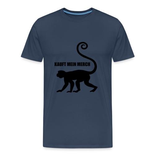 Kauf Mein Merch - Männer Premium T-Shirt