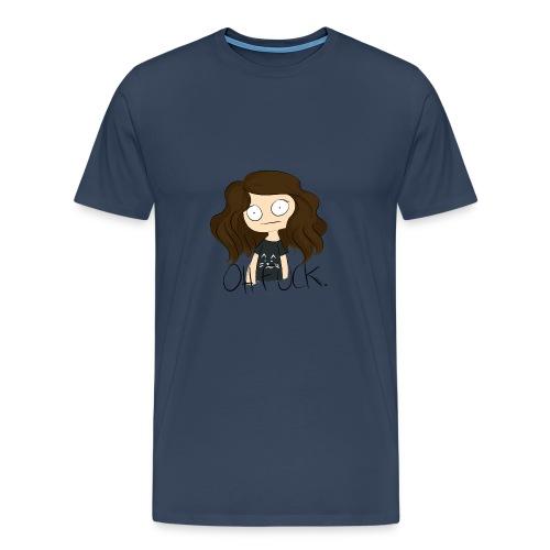 Oh fuck. - T-shirt Premium Homme