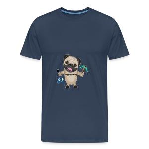 DOGGOgaming - Premium-T-shirt herr