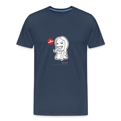 27 Club CECILIA Tee Shirt - Men's Premium T-Shirt