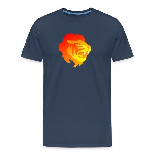 Cat von Snake - Männer Premium T-Shirt