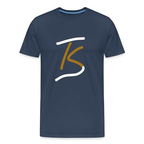 tanstudio kunauer ohne Text Weiss - Männer Premium T-Shirt