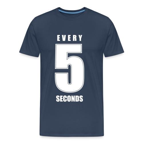 Auf Not Hungernot Kinder Hilfe aufmerksam machen - Männer Premium T-Shirt