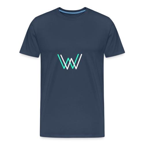Logo 1492970661430 1 - Männer Premium T-Shirt