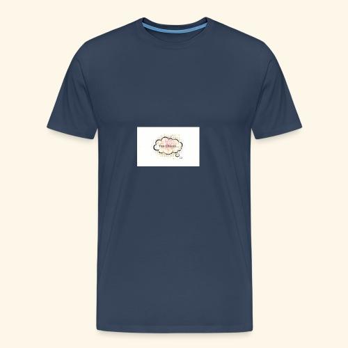 Yoo Chicoo... logo - Men's Premium T-Shirt
