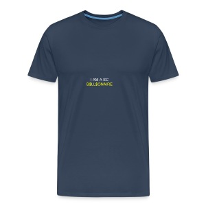 SC Billionaire - Men's Premium T-Shirt