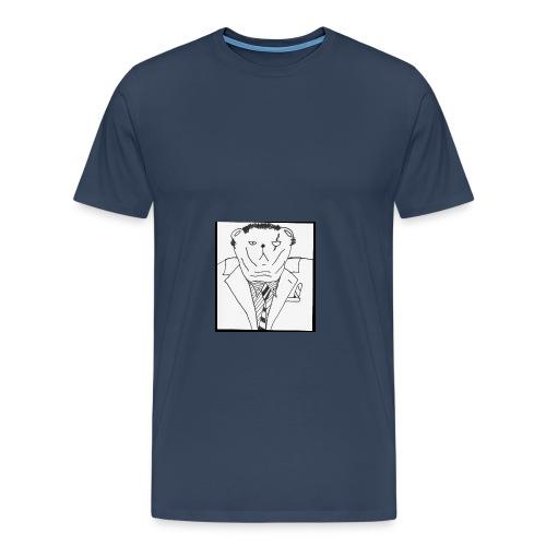 Monsieur Nounours - T-shirt Premium Homme