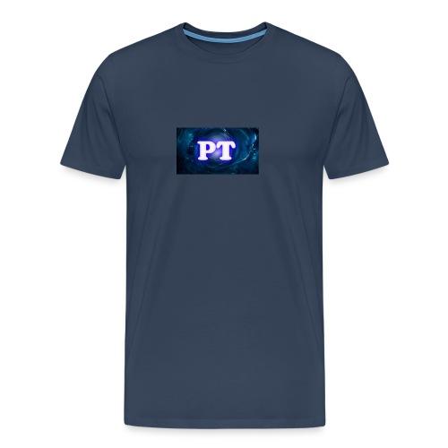 Project T Logo - Men's Premium T-Shirt