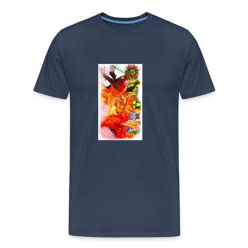 Die Helden aus Wampelonia - Männer Premium T-Shirt