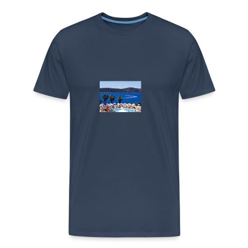 IMG 0720 - Herre premium T-shirt