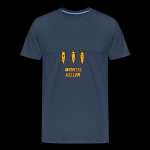 Wortel Killer [Kids Premium T-Shirt] - Mannen Premium T-shirt