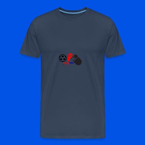 Pin 2016 Logo - Premium-T-shirt herr