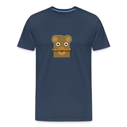 Tekst + logo kleding - Mannen Premium T-shirt