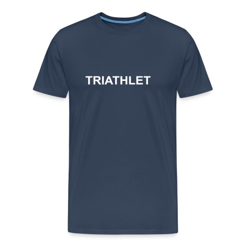 Triathlet Partner - Männer Premium T-Shirt