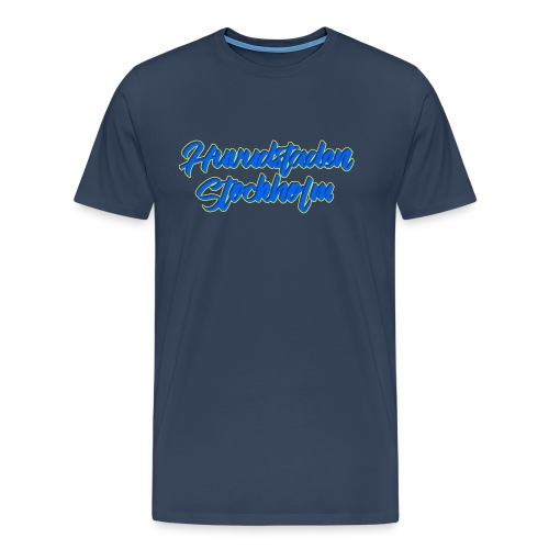 Huvudstaden STHLM Tröja - Men's Premium T-Shirt
