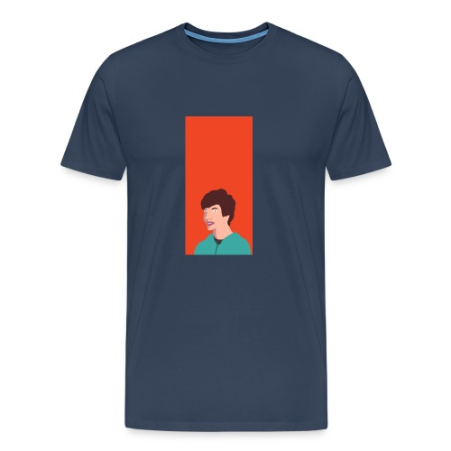 Aron Deksel v.2 Galaxy S6 - Premium T-skjorte for menn