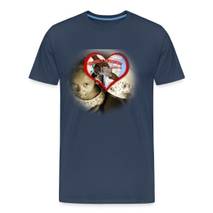 mercymission - Premium-T-shirt herr
