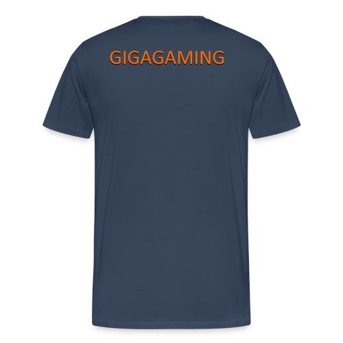 GIGAGAMING - Herre premium T-shirt